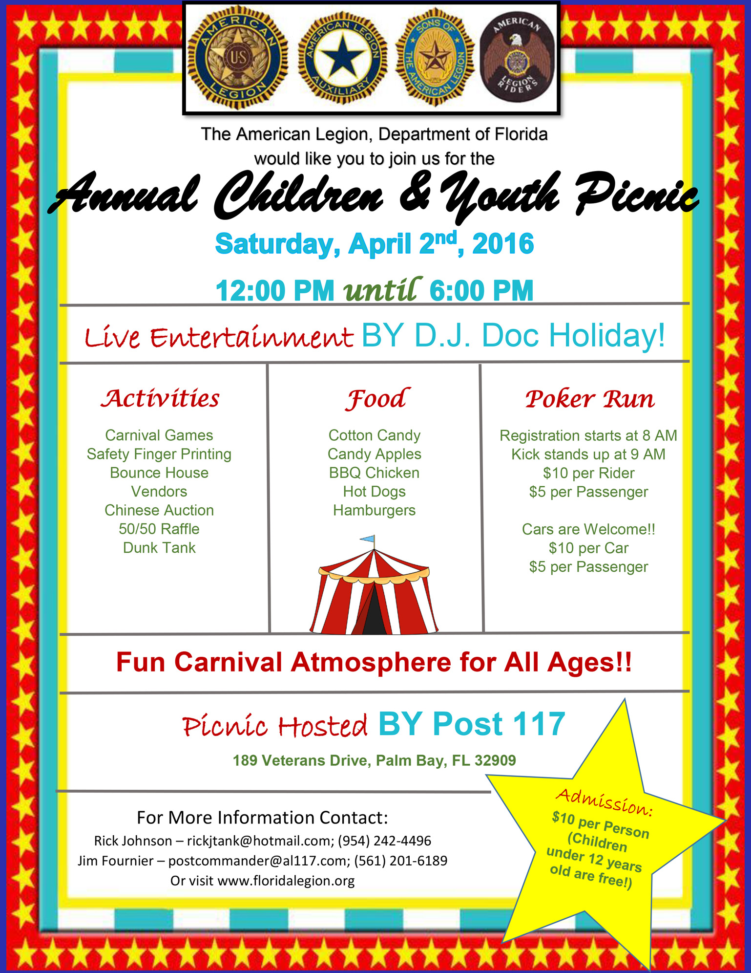 Annual Children and Youth Picnic